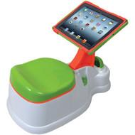 CTA Digital PAD-POTTY iPad(R) with Retina(R) display/iPad(R) 3rd Gen/iPad(R) 2 iPotty(R) (R-CTAPADPOTTY)