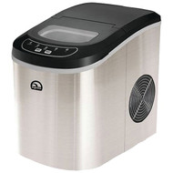 Igloo ICE102ST Compact Ice Maker (Stainless Steel) (R-CURICE102ST)
