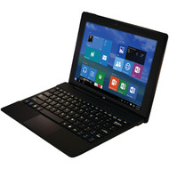 "PROSCAN PLT1090-K 10.1"" Windows(R) 10 32GB Tablet with 2-in-1 Hard Case & Keyboard (R-CURPLT1090K)"