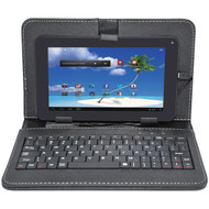 "PROSCAN PLT7770G 7"" Android(TM) 6.0 Quad-Core Internet Tablet with Case & Keyboard (R-CURPLT7770G)"