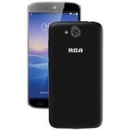 "RCA RLTP5567-BLACK 5.5"" Android(TM) Quad-Core Smartphone (Black) (R-CURRLTP5567BLK)"