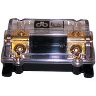 DB LINK ANLFH01 Gold 0-Gauge ANL Single Fuse Holder (R-DBDANLFH01)
