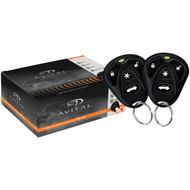 AVITAL 4105L 4105L Remote Start with Two 4-Button Remotes (R-DEI4105L)