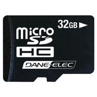 DANE-ELEC DA-3IN1-32G-R microSD(TM) Card (32GB) (R-DEMDA3IN132GR)