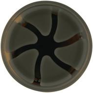 Digital Innovation 31665 The Nest(R) XL Earphone Holder/Earphone Case + Winder (Black) (R-DGI31665)