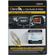 Digital Innovation 41905 CleanDr(R) Car A/V Laser Lens Cleaner (R-DGI41905)