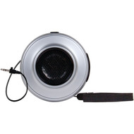 ISOUND ISOUND-1647 GoSound Round Speaker (Silver) (R-DRM1647)