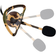 DREAMGEAR DG360-1717 Xbox 360(R) Wired Headset with Microphone (Camo) (R-DRM1717)