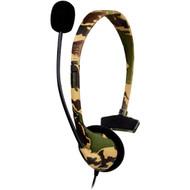 DREAMGEAR DG360-1722 Xbox 360(R) Broadcaster Headset (Camo) (R-DRM1722)