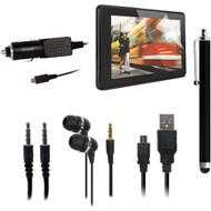ISOUND ISOUND-3403 Kindle Fire(TM) Starter Bundle (R-DRM3403)