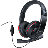 DREAMGEAR DGHP-5527 HM-280 Over-Ear Headphones with Microphone (R-DRM5527)