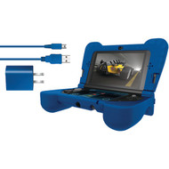 DREAMGEAR DG3DSXL-2274 Nintendo 3DS(R) XL Power Play Kit (Blue) (R-DRMXL2274)