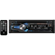 DUAL DC207BT Single-DIN In-Dash CD AM/FM Receiver with Bluetooth(R) (R-DULDC207BT)