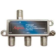 EAGLE ASPEN 500310 3-Way 2,600MHz Splitter (R-EASP7003AP)