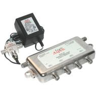 EAGLE ASPEN 500183 Signal Combiner/Amplified 4-Way Splitter (R-EASSHN24KIT)