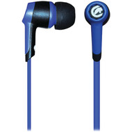 ECKO UNLIMITED EKU-HYP-BL Hype Earbuds with Microphone (Blue) (R-EKUHYPBL)
