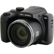 BELL+HOWELL B35HDZ 20.0-Megapixel B35HDZ Digital Camera with 35x Optical Zoom (R-ELBB35HDZ)