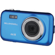 BELL+HOWELL DC5-BL 5.0-Megapixel Fun Flix(R) Kids Digital Camera (Blue) (R-ELBDC5BL)