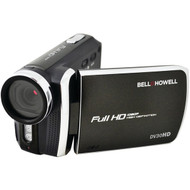 BELL+HOWELL DV30HD-BK 20.0-Megapixel 1080p DV30HD Fun Flix(R) Slim Camcorder (Black) (R-ELBDV30HDBK)