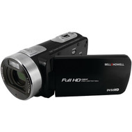 BELL+HOWELL DV50HD-BK 20.0-Megapixel 1080p DV50HD Fun Flix(R) Camcorder (Black) (R-ELBDV50HDBK)