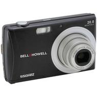 BELL+HOWELL S50HDZ-BK S50HDZ Compact HD Digital Camera (R-ELBS50HDZBK)