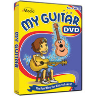 EMEDIA MUSIC DG09091 My Guitar DVD (R-EMUDG09091)