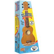 EMEDIA MUSIC EU08153 My Ukulele Beginner Pack for Kids (R-EMUEU08153)