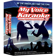 EMEDIA MUSIC MV12131 My Voice Karaoke (R-EMUMV12131)