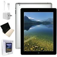APPLE MD510LLA-ER Refurbished 16GB iPad(R) 4 with Wi-Fi (Black) (R-ERCMD510LLAER)