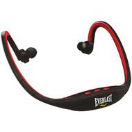 EVERLAST EV6829 Head Rock Bluetooth(R) Headphones with Microphone (Red) (R-ESICEV6829)