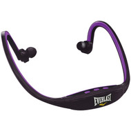 EVERLAST EV6830 Head Rock Bluetooth(R) Headphones with Microphone (Purple) (R-ESICEV6830)