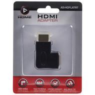 AUDIO SOLUTIONS AS-HDFLATRT HDMI(R) Flat Vertical Adapter (Right) (R-ETHASHDFLATRT)