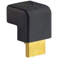 AUDIO SOLUTIONS AS-HDMRAD HDMI(R) Right-Angle Adapter (Down) (R-ETHASHDMRAD)