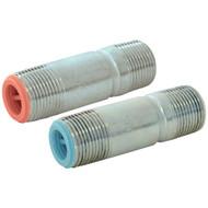 60098 Heat Trap Nipples, Pair (R-EZF60098)
