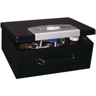 FIRST ALERT 3035DF .27 Cubic-ft Digital Locking Steel Security Box (R-FAT3035DF)