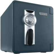 FIRST ALERT 2087F-BD .94 Cubic-ft Waterproof Fire Safe with Combination Lock & Ready-Seal Bolt Down (R-FATS2087FBD)