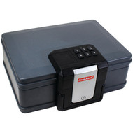 FIRST ALERT 2601DF Waterproof Fire Chest with Digital Lock (0.19 Cubic Ft) (R-FATS2601DF)