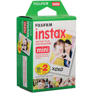 FUJIFILM 16437396 Instax(R) Mini Film Twin Pack (R-FDC16437396)