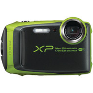 FUJIFILM 16543999 16.4-Megapixel FinePix(R) XP120 Digital Camera (Lime) (R-FDC16543999)