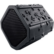 ECOXGEAR GDI-EGPB101 ECOPEBBLE Bluetooth(R) Speaker (Black) (R-GDIEGPB101)