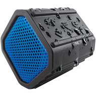 ECOXGEAR GDI-EGPB102 EcoPebble Bluetooth(R) Speaker (Blue) (R-GDIEGPB102)