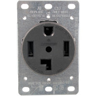 278 Single-Flush Dryer Receptacle (4 wire) (R-GE41913)