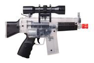 Game Face M74 (Clear)Dual Power Mini Aeg Rifle (R-GFAPM74DPC)