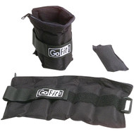 GOFIT GF-5W Ankle Weights (Adjusts from .5lb to 5lbs) (R-GOFGF5W)