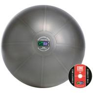 GOFIT GF-75PRO Professional Stability Ball (75cm; Dark Gray) (R-GOFGF75PRO)