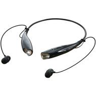 ILIVE iAEB25B Bluetooth(R) Neckband & Earbuds (Black) (R-GPXIAEB25B)