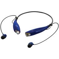 ILIVE IAEB25BU Bluetooth(R) Neckband Earbuds (Blue) (R-GPXIAEB25BU)