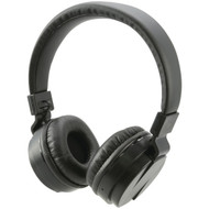 ILIVE iAHB6B Bluetooth(R) Wireless Headphones with Microphone (Black) (R-GPXIAHB6B)