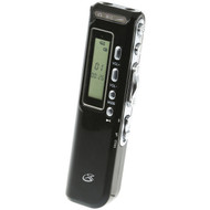 GPX PR047B Digital Voice Recorder (R-GPXPR047B)