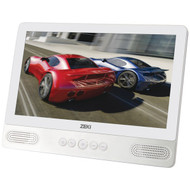 "ZEKI TBDV986W 9"" Android(TM) 5.1 Quad-Core 8GB Tablet with DVD Player (R-GPXTBDV986W)"